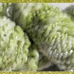 Carte cadeau, laine, filage, tricot, création artisanale
